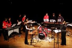 2009 Mercury Rising Percussion Ensemble